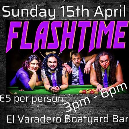 Nerja Boatyard Flashtime