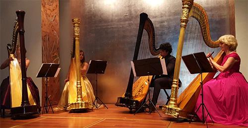 Nerja CCN Harpkwartet
