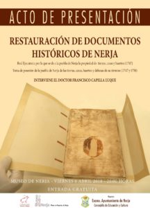 Nerja Documentos Historicos