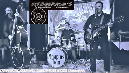 Nerja Fitzgeralds live 20180427