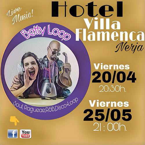 Nerja Villa Flamenca Betty Loop