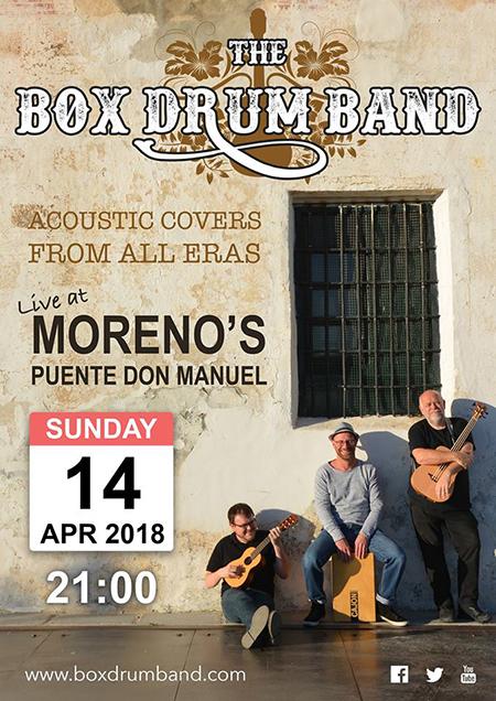 Puente Don Manuel Box Drum Band