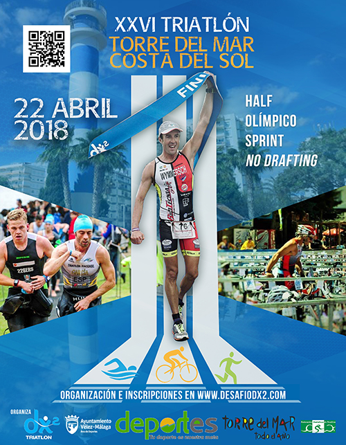 Torre del Mar triatlon 2018