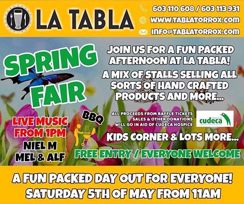 Torrox La Tabla Fair
