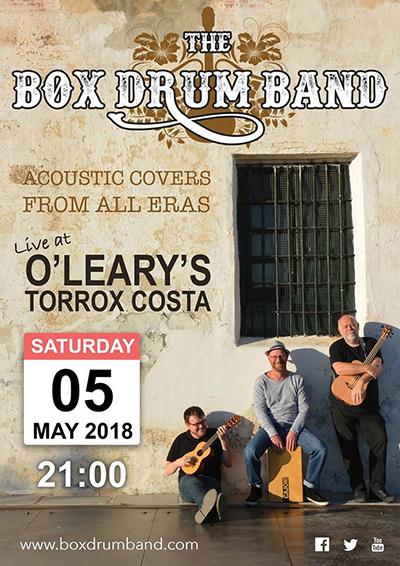Torrox OLearys Box Drum Band 20180428
