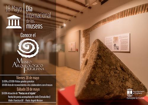 Frgiliana DiaI nternacional Museos