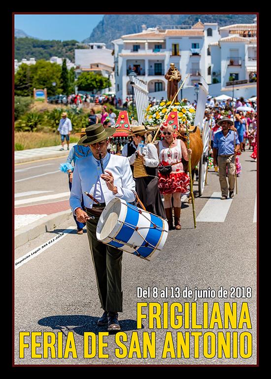 Frigiliana feria 2018