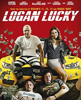 Nerja CCN Film Logan Lucky