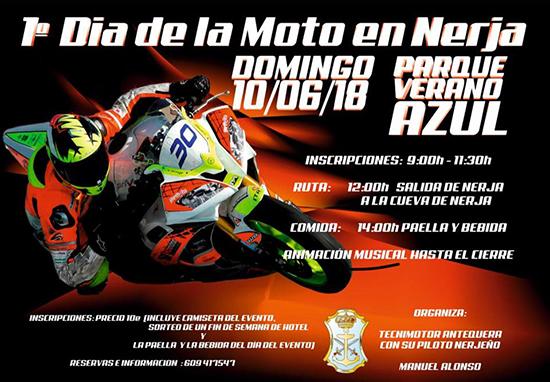 Nerja Dia de la Moto