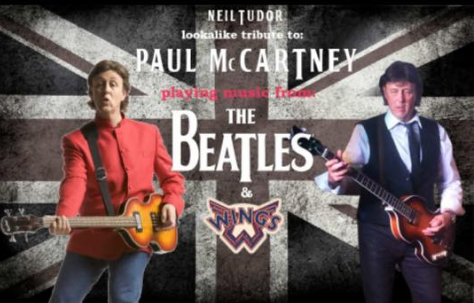 Nerja Fitzgeralds Paul McCartney Tribute