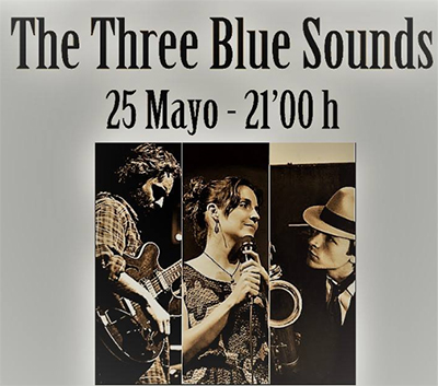 Nerja Three Blue Sounds