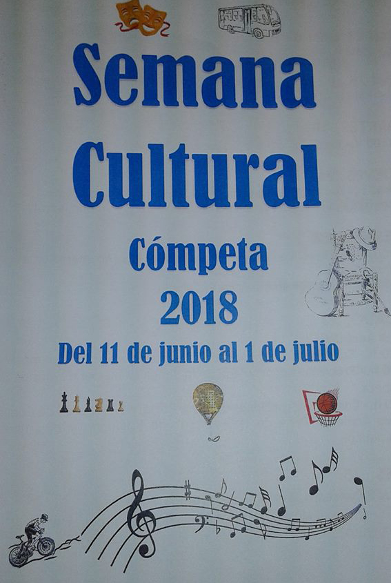 Competa Semana Cultural 2018