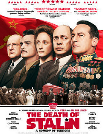 Nerja Film Death of Stalin