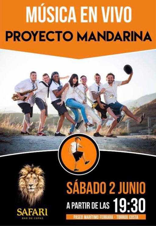Torrox Safari Proyecto Mandarina