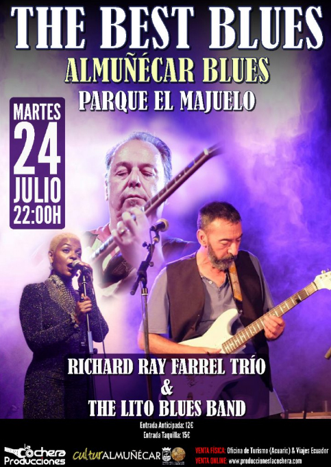 Almunecar Majuelo Blues Farrel