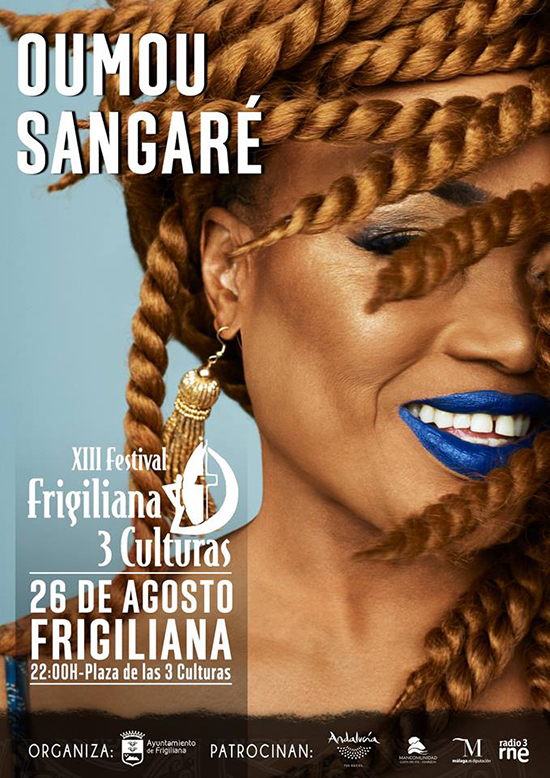 Frigiliana Tres Culturas 2018 Sangare Oumou