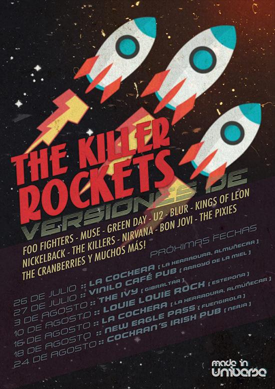 La Herradura Killer Rockets