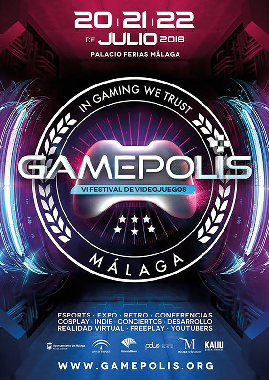 Malaga Gamepolis