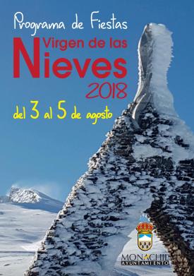 Monachil Virgen de las Nieves 2018