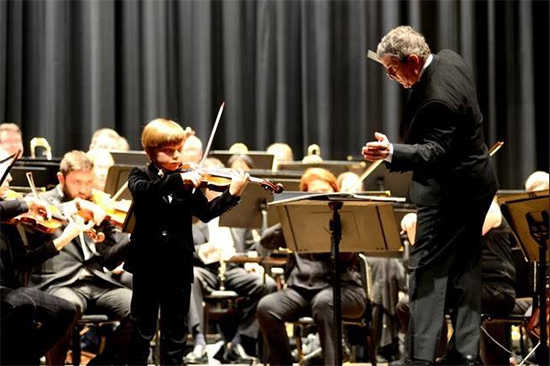 Nerja CCN Bucks County Youth Orchestra