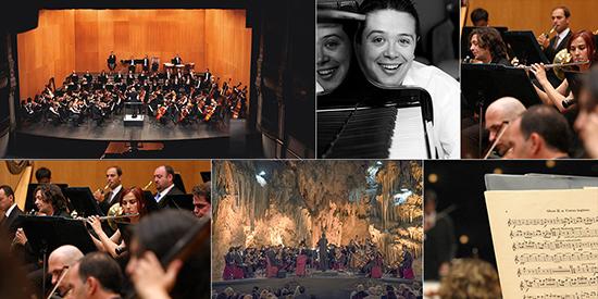 Nerja Festival de la Cueva Sinfonica Malaga
