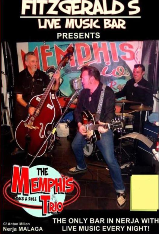 Nerja Fitzgeralds Memphis Trio 210180701