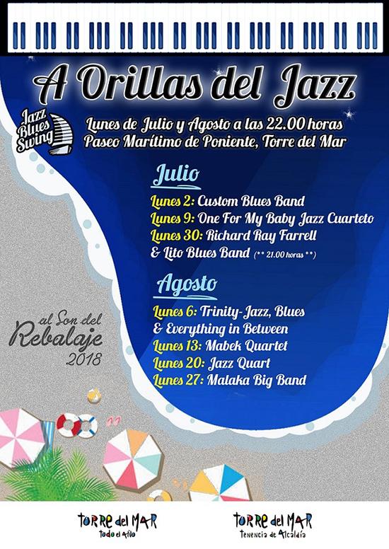Torre del Mar A-Orilla-del-Jazz-2018