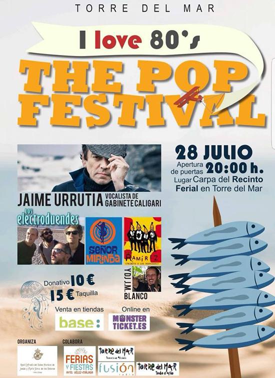 Torre Pop Festival 2108
