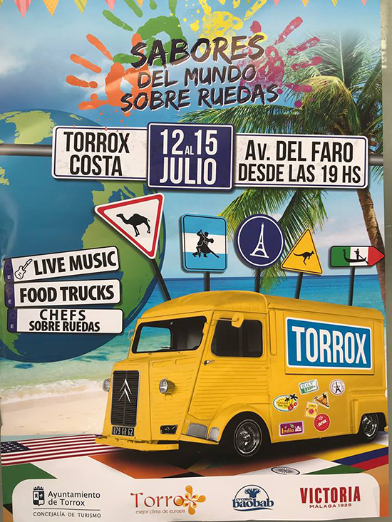Torrox Foodtrucks