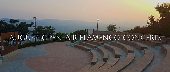 Velez Open Air Flamenco 2018