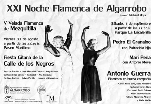 Algarrobo Noches de Flamenco