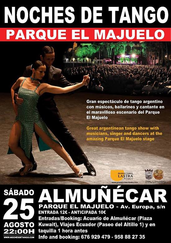 Almunecar Parque Majuelo Tango