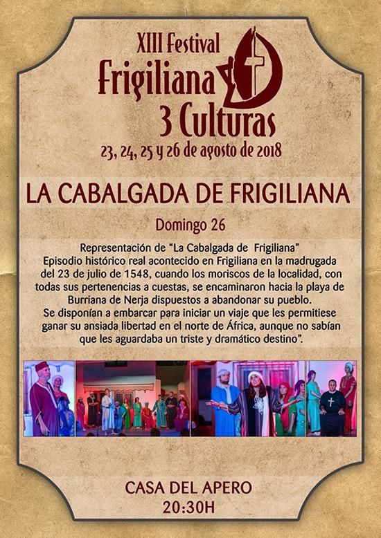 Frigiliana Tres Culturas 2018 Cabalgada