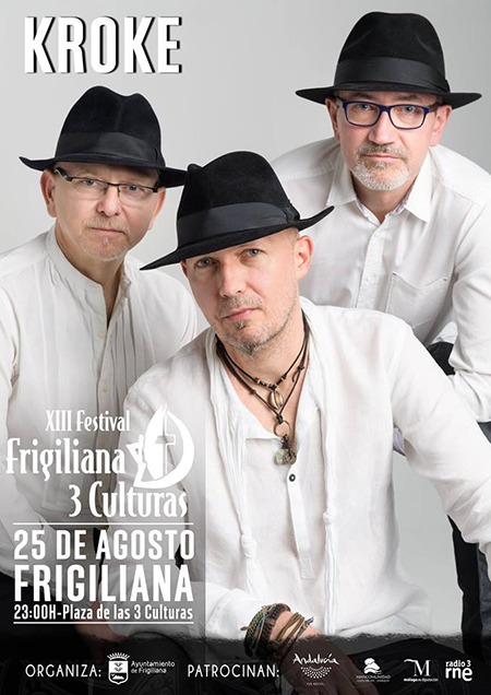 Frigiliana Tres Culturas 2018 Kroke