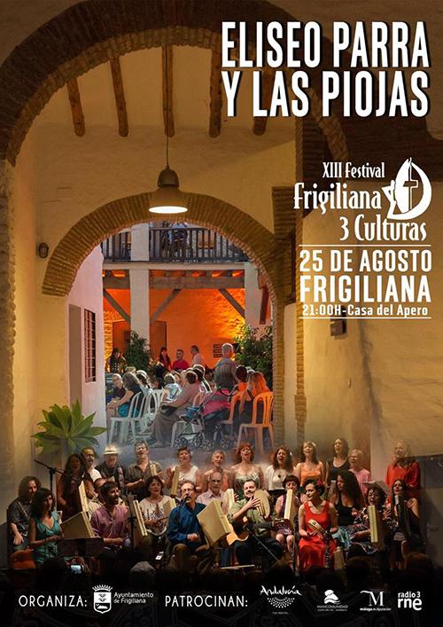 Frigiliana Tres Culturas Eliseo Parra