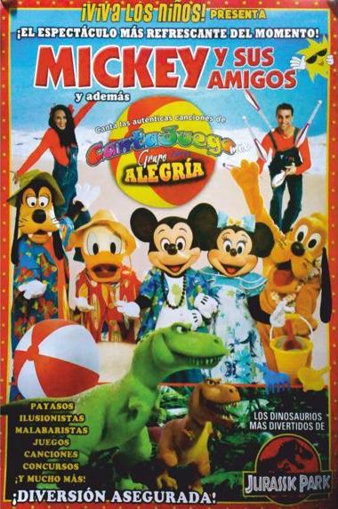 Nerja CCN Mickey