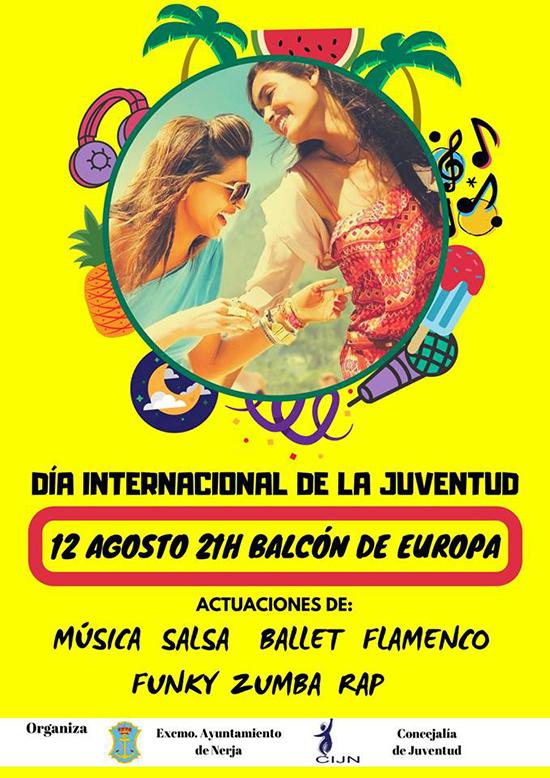 Nerja Dia Juventud 2018