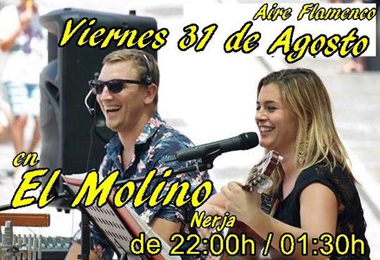 Nerja El Molino Aire Flamenco 20180831