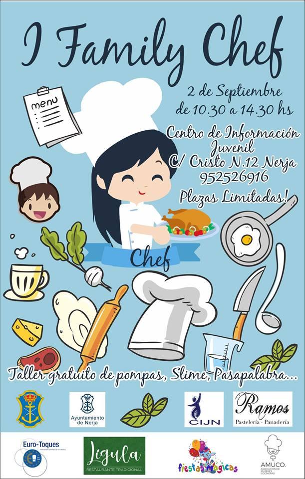 Nerja Family Chef