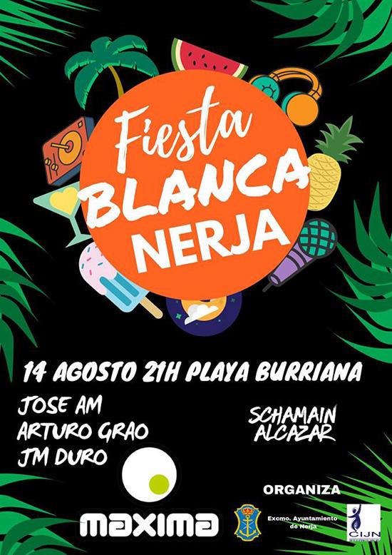 Nerja Fiesta Blanca 2018