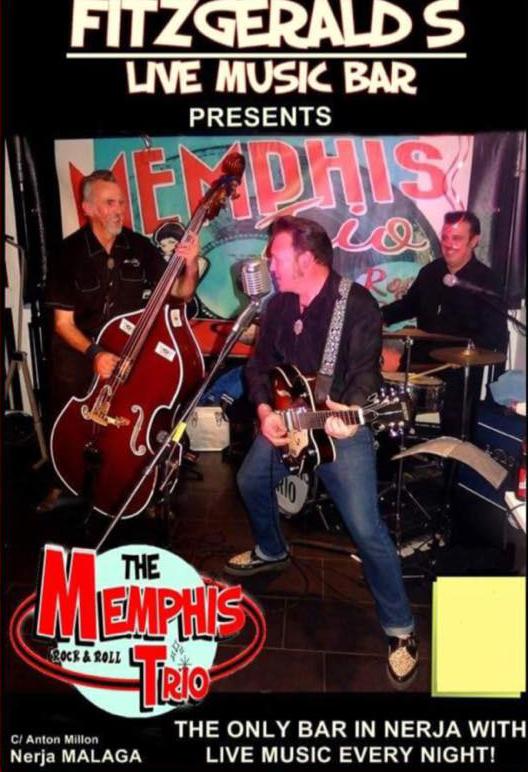 Nerja Fitzgeralds Memphis Trio