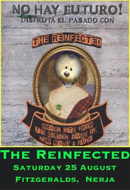 Nerja Fitzgeralds Reinfected