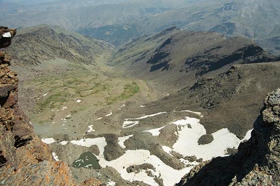 Sierra Nevada Ruta de Lagunes