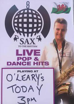 Torrox OLearys Phil Sax