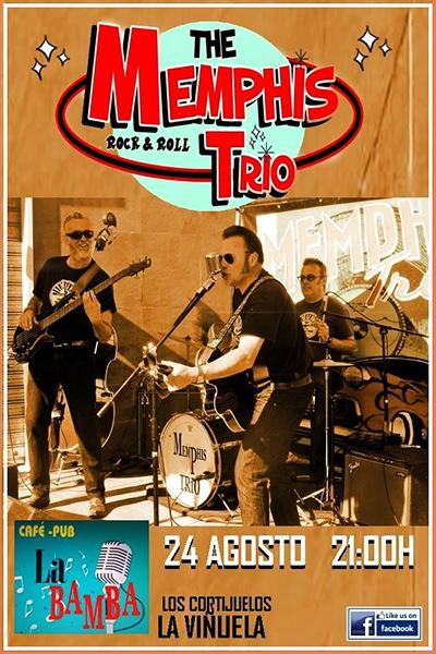 Vinuela La Bamba Memphis Trio