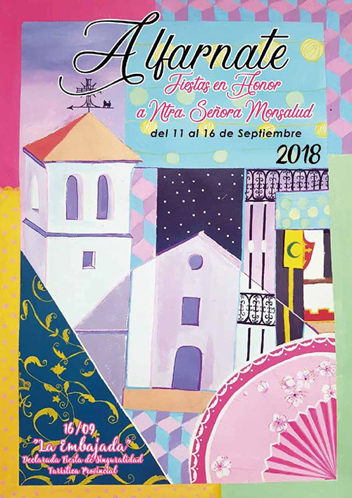 Alfarnate feria 2018