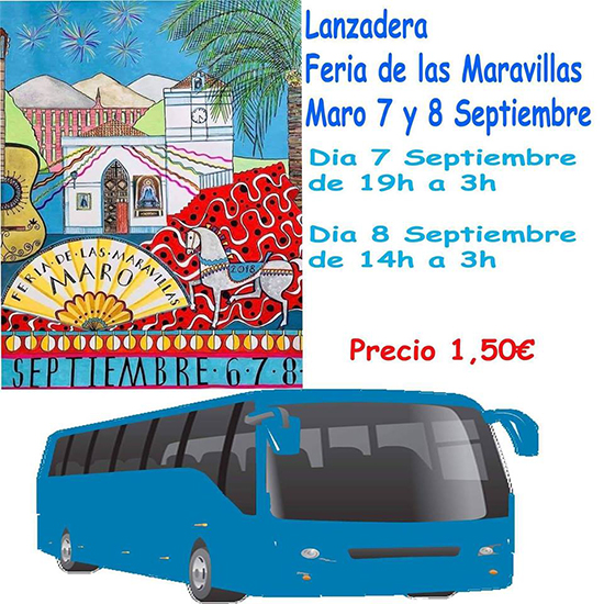 Maro transport Feria