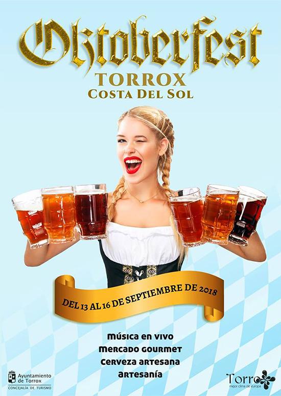 Torrox Oktoberfest 2018