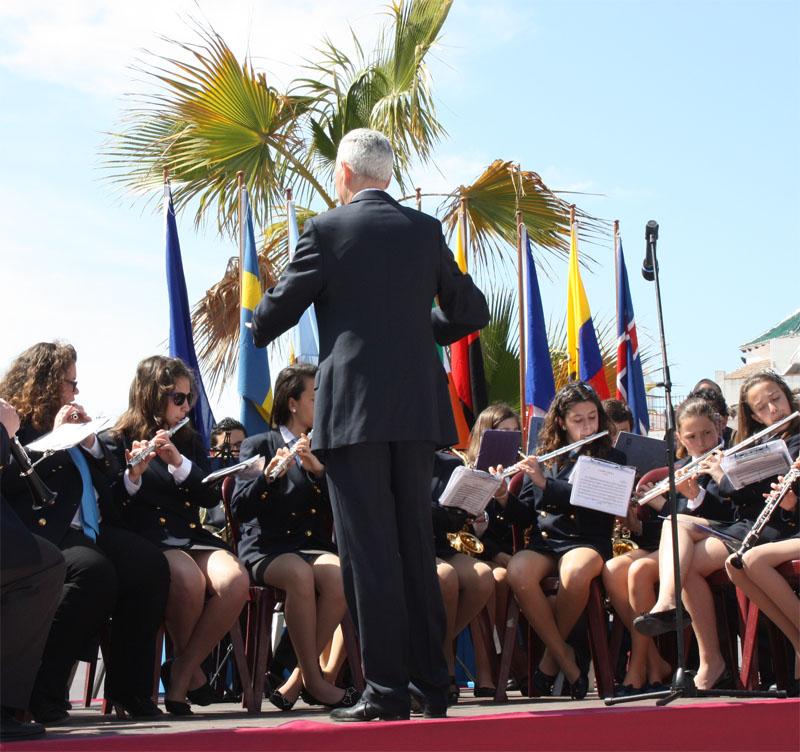 Banda de Musica podium 800752