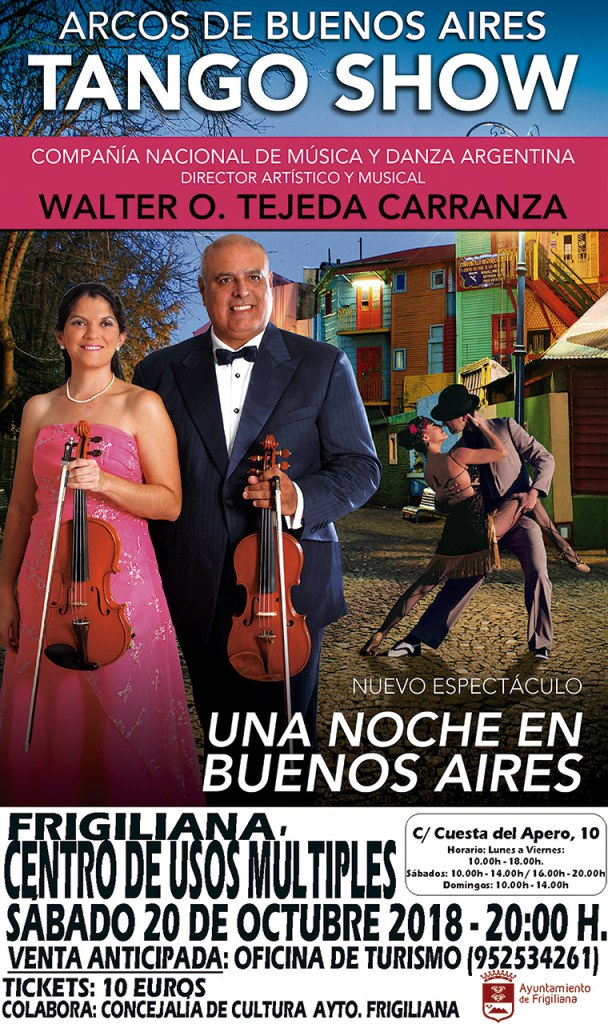 Frigiliana Argentijnse tango 201810